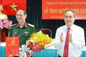 Quyết định của Ban Bí thư Trung ương Đảng về công tác cán bộ tại TP HCM