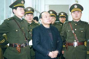 Trung Quốc xét xử 'Đại Hổ' nhận hối lộ số tiền kỷ lục