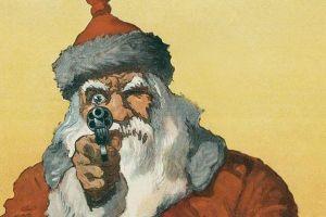 Những vụ trộm khét tiếng nhất lịch sử: Tên cướp nhà băng mặc trang phục ông già Noel và cuộc đấu súng đẫm máu (kỳ 5)