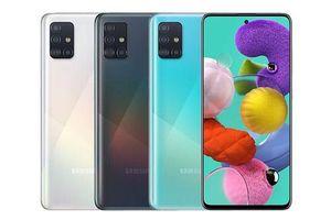 Bảng giá điện thoại Samsung tháng 5/2020: Thêm lựa chọn mới, 10 sản phẩm giảm giá