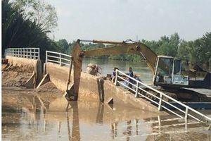 Sự cố sạt lở kè bảo vệ khu dân cư Tắc Sông Chà: Thanh tra phát hiện nhiều sai phạm