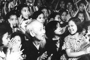 Kỷ niệm 130 năm sinh nhật Chủ tịch Hồ Chí Minh: Các ca khúc không quên
