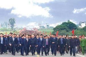 Hưng Hà (Thái Bình): Kinh tế - xã hội phát triển nhanh, gắn với xây dựng nông thôn mới nâng cao