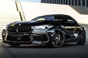 Cận cảnh chiếc BMW M8 nhanh nhất thế giới