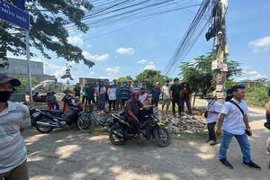 Cán bộ TP.HCM suýt bị hành hung khi kiểm tra nhà không phép ở huyện Bình Chánh