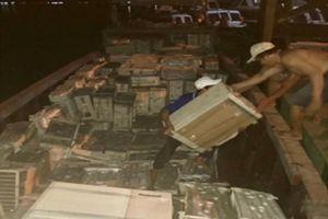 An Giang: Liên tiếp bắt 2 vụ buôn lậu hàng điện tử