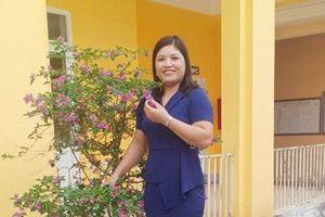 Bạn Võ Thị Hương đoạt giải Nhất Cuộc thi tuần 8 tìm hiểu truyền thống ngành Tuyên giáo