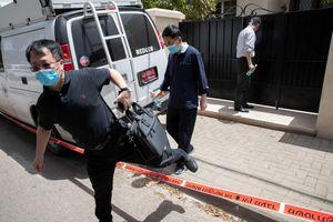 Trung Quốc gửi đội điều tra vụ đại sứ đột tử ở Israel