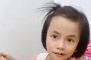 Hình ảnh mới nhất của bé Pàng sau 3 năm được nhận nuôi