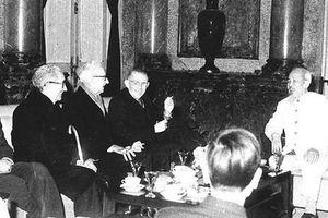 'Năm cái biết' – Nét nổi bật trong nghệ thuật ngoại giao Hồ Chí Minh