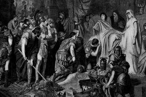 Bí ẩn 'kinh hoàng' bên trong mộ Alexander Đại đế