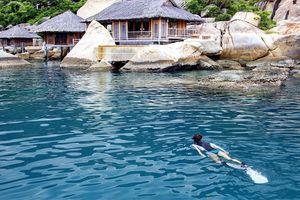 Cơ hội hiếm có trong đời, nhiều người Việt lần đầu được ở resort 5 sao