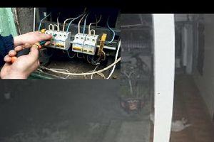 Người dân Kim Sơn - Ninh Bình bất ngờ bị cắt điện lúc nửa đêm