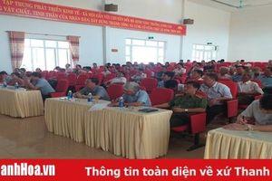 Đại biểu HĐND tỉnh tiếp xúc cử tri huyện Yên Định