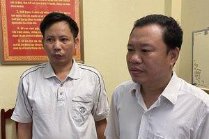 Bắt giam 2 cán bộ xã lạm quyền trong thi hành công vụ