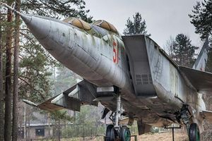 'Quái thú bay' Liên Xô khiến không quân Mỹ 'muối mặt' trong quá khứ
