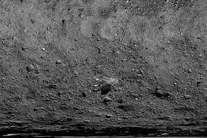 Hình ảnh bề mặt tiểu hành tinh Bennu chi tiết chưa từng có