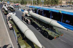 Lực lượng tên lửa đạn đạo của Iran khiến Mỹ cũng phải kiêng nể