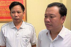 2 cán bộ xã bị tố bán hơn 16 nghìn m2 đất trái thẩm quyền ở Thanh Hóa