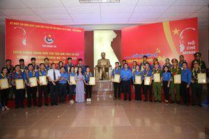 Quảng Trị trao giải thưởng Gương mặt trẻ tiêu biểu