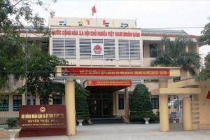 Không khởi tố 'kỳ án' thu tiền trái phép của dân ở Thanh Hóa do 'hết thời hiệu truy cứu hình sự'