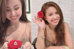 MC Vân Hugo gây 'choáng' khi khoe được bạn trai cầu hôn bằng nhẫn kim cương 'khủng'
