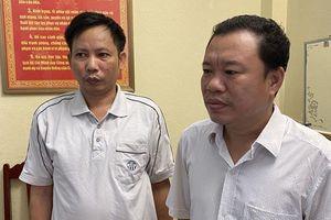 Bắt 2 cán bộ xã ở Thanh Hóa bán đất trái thẩm quyền