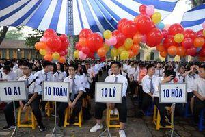 Các đối tượng được tuyển thẳng vào lớp 10 ở Hà Nội