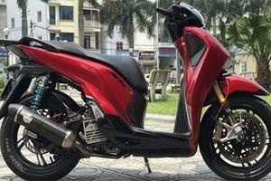 Honda SH 150 tuyệt đẹp có 'nội công' khủng nhất Việt Nam khiến fan 'phát cuồng'