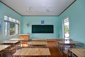 TC Motor khánh thành điểm trường tiểu học tại Đăk Nông