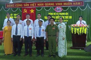 Nhiều đảng bộ tổ chức đại hội cấp cơ sở