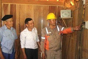 1.116 hộ dân ở Sơn La có điện lưới quốc gia