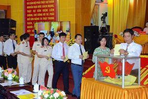 Thái Bình tổ chức thành công đại hội điểm cấp huyện đầu tiên
