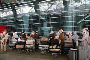 Chuyến bay đặc biệt đưa người Việt từ Ấn Độ về nước