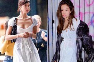 Jennie BLACKPINK 'đụng hàng' Bella Hadid đến 8 lần, thật khó nói ai mặc đẹp hơn!
