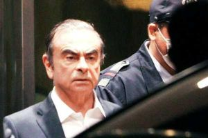 Mỹ bắt giữ hai người tình nghi hỗ trợ cựu Chủ tịch Nissan bỏ trốn