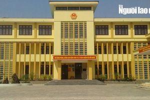 Quảng Bình: Kỷ luật một Chủ tịch UBND phường vì.. có nhiều sai phạm