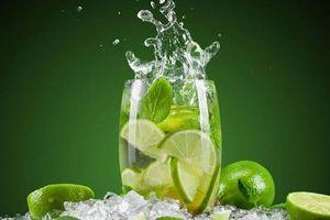 Các đồ uống vừa bổ vừa giải nhiệt giữa cái nóng 40 độ C