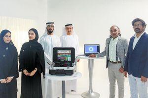 Mới. UAE phát triển công nghệ laser phát hiện SARS-CoV-2 trong vài giây
