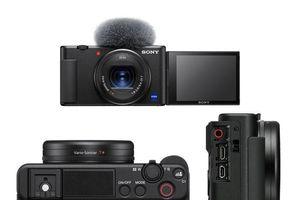 Sony ZV-1 giống như RX100 nhưng dành riêng cho vlogger
