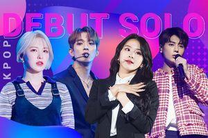 Những thành viên có tiềm năng bứt phá khi debut solo của các nhóm nhạc Kpop: Visual vạn người mê, khả năng sân khấu đỉnh miễn chê