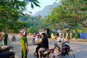 Hà Giang: Tài xế xe tải ngủ gật đâm tử vong người đi đường