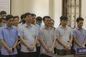 Tuyên án 15 bị cáo vụ gian lận điểm thi tại Hòa Bình