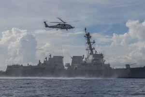 Mỹ cảnh báo Trung Quốc liên tiếp leo thang căng thẳng trên Biển Đông