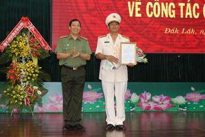 Phó Giám đốc Công an tỉnh Đắk Lắk là ai?
