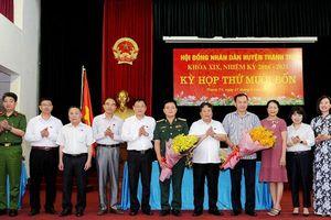 Điều chỉnh chủ trương đầu tư một số dự án trên địa bàn huyện Thanh Trì