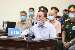 Cựu Thứ trưởng Nguyễn Văn Hiến bị phạt 4 năm tù, Út 'trọc' 20 năm tù