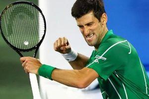 Djokovic gây lo ngại cho Federer và Nadal