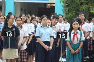 12 trường THPT tại TP.HCM tuyển sinh lớp 10 tích hợp