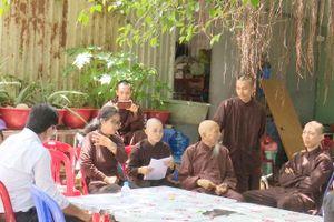 Kiểm tra 'Tịnh thất Bồng Lai', nơi có 5 chú tiểu thi 'Thách thức danh hài'